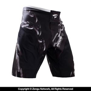 PunchTown Frakas eX Chainz Fight Shorts